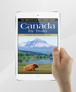 PDF eBooK |Canada By Train The Complete VIA Rail Travel Guide