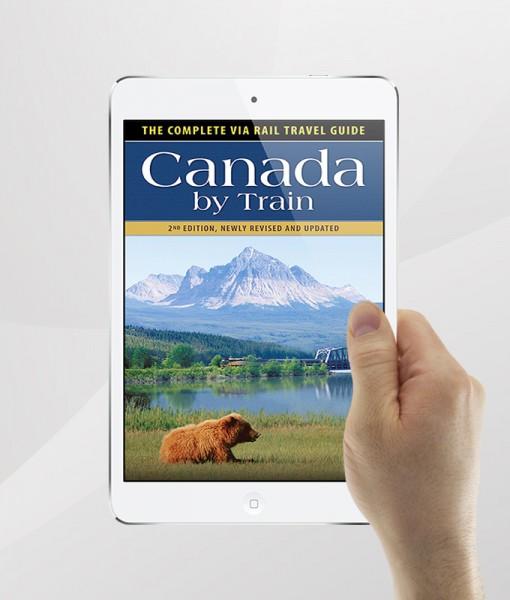 PDF eBooK |Canada By Train The Complete VIA Rail Travel Guide